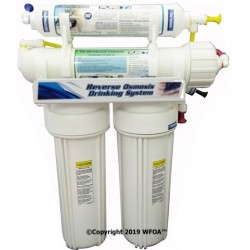 4 stage Reverse Osmosis System
