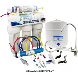 Five Stage Reverse Osmosis System