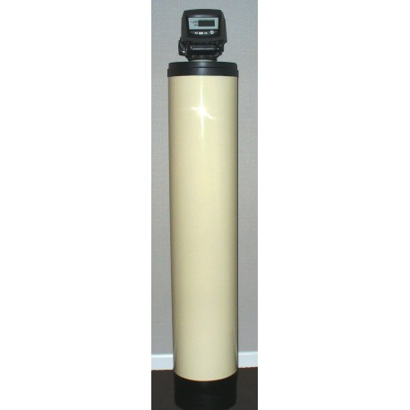 """10""""x54"""" Carbon Tank with 5 Stage R.O. System"""