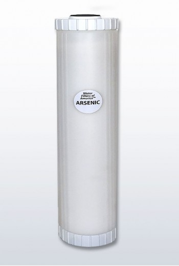 Arsenic Filter Cartridges