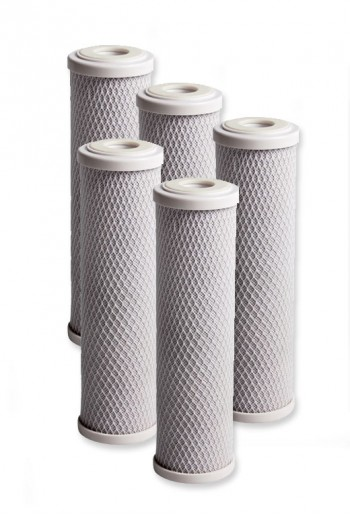 """10"""" Replacement Carbon Filters 10""""x 4.5"""" Cartridge"""