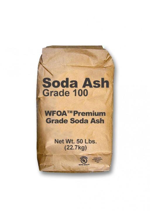 Premium Grade SODA ASH AMERICAN MADE