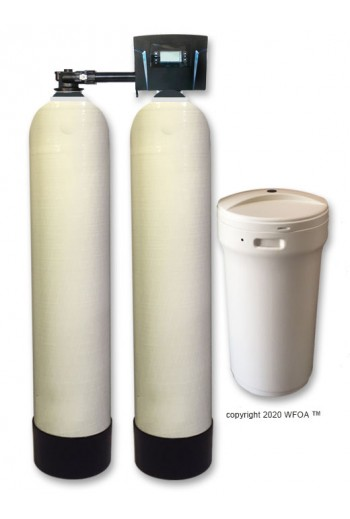 30K Dual Purpose Water Softener