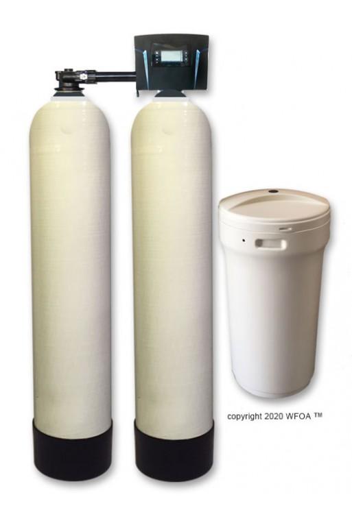 30K Dual Purpose Water Softener