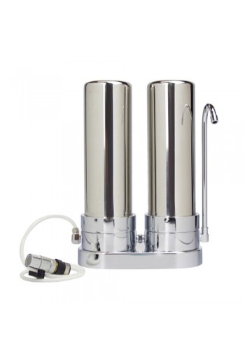 Dual Stage Stainless Steel...