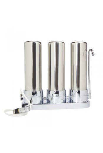 Triple Stage Stainless...
