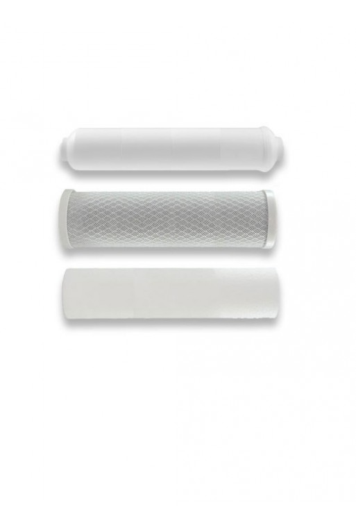 Replacement filter 4 Stage RO (all post and pre filters-Without Membrane)