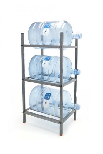 3 Bottle Rack Watercoolers