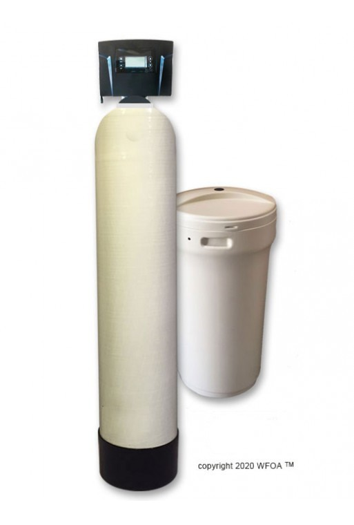 30K Hi Flow Complete Water Softener System