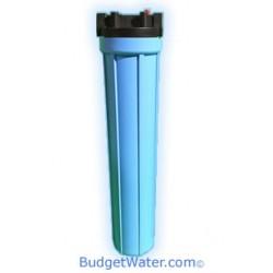 UV Sterilization System with Sediment Hi-Flow Package