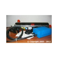 Deluxe UV Sterilization System with Sediment Hi-Flow Package