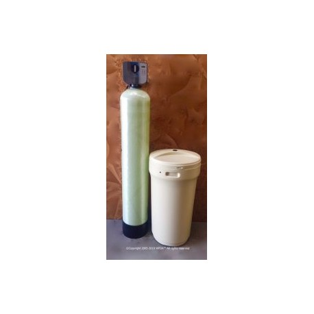 15K Demand Water Softener w/ Activated Carbon Drinking System